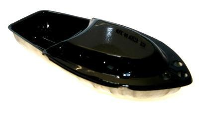 Broad Cruiser Pop Pop Boat -  Black.