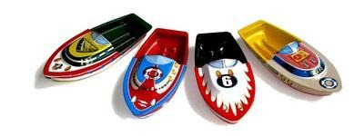 4 Welby Pop Pop Boats - Special Offer -