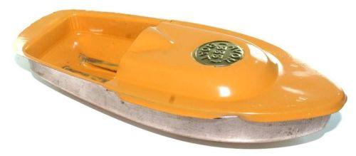Avon 555 Pop Pop Boat Yellow.