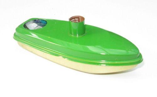 Green Chimney Pop Pop Boat.