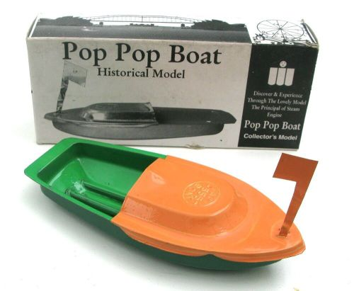 Welby Collectors Pop Pop Boat.