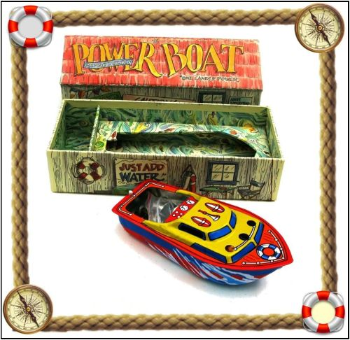 Pop Pop Boat, Miss Behavin' II, Tin Boat, Steam Boat, Putt Putt Boat