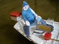 Bill I built my own boat 1