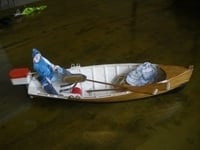 Bill I built my own boat 2