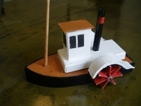 Bill I built my own boat 5