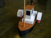 Bill I built my own boat 6