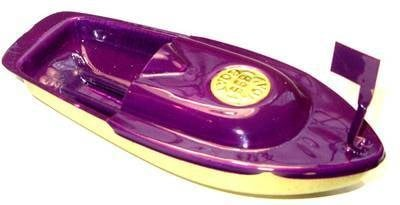 Avon 555 - Pop Pop Boat, Purple.