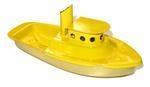 Pop Pop Boat - Tug - Yellow.