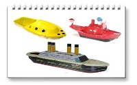 <!-- 001 -->New Pop Pop Boats Full Range