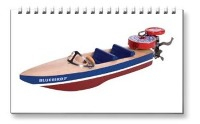 <!-- 083 -->Clockwork / Battery Powered Boats