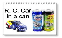 <!-- 0825 -->Mini RC Car in a Can