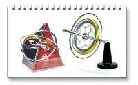 <!-- 100 -->Tedco Original Gyroscopes