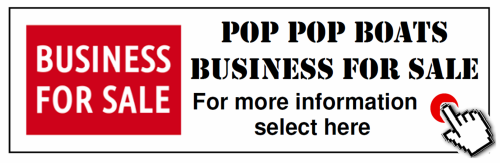 Pop Pop Boats Website and business for sale