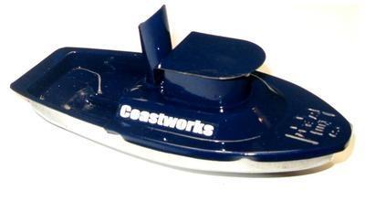 Pop Pop Boat - Tug -