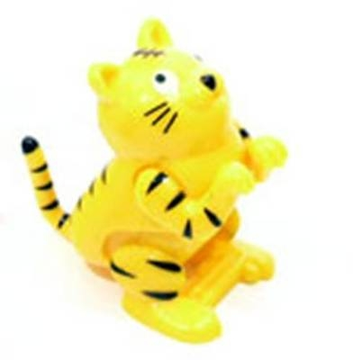 Flippin Animal Wind Up Tiger