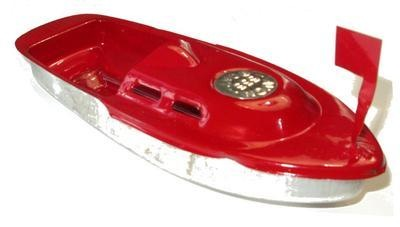 Avon Cabin Cruiser -  Red.