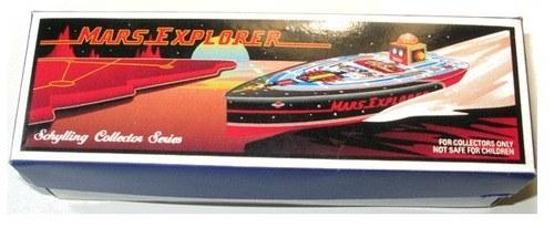Mars Explorer Box