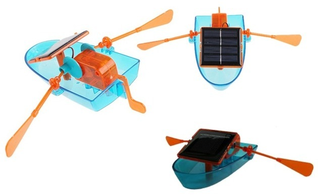 Solar Powered Boat Kit