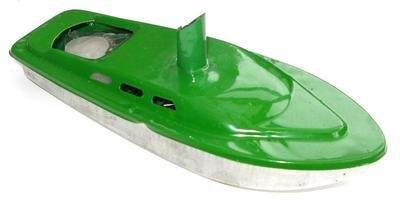 Rum Runner Pop Pop Boat -  Green