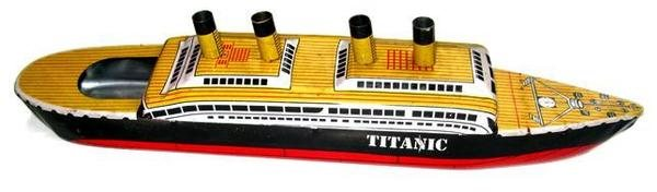 Rattandeep Titanic pop-pop boat 2