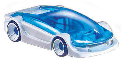 Salt Water Powered Kit Car.