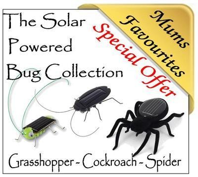 Solar Bug Collection.