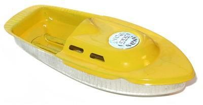 Avon Cabin Cruiser -  Yellow.