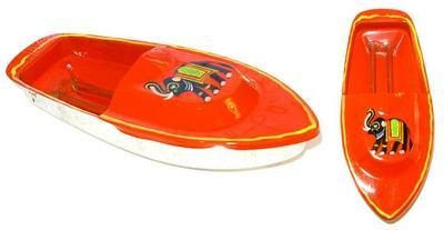 Avon 555 Pop Pop Boat - Elephant Design.