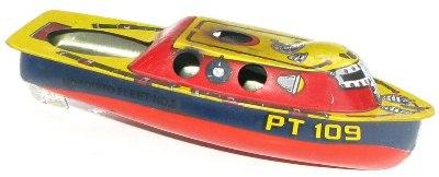 Torpedo Patrol Pop Pop Boat
