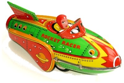 Schylling Rocket Racer.