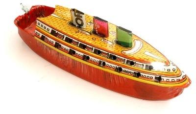 Motorloses, Puff-Puff  Boat.