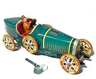 Bugatti Racer Paya Edition