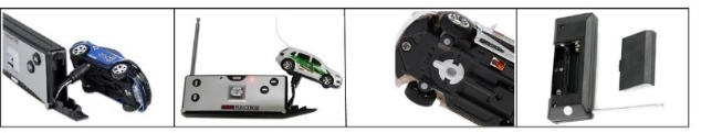 rc coke can car charging information