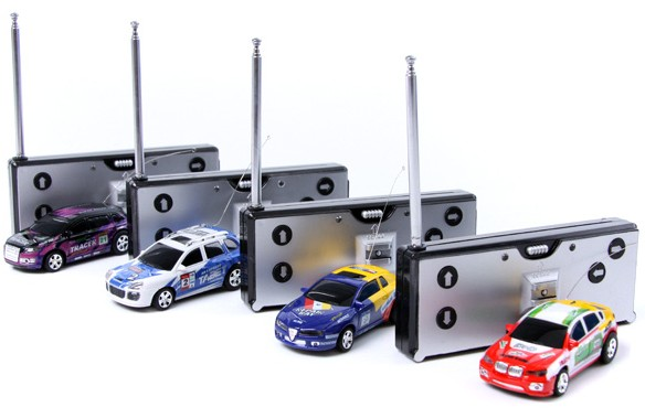 Radio controlled cars - group