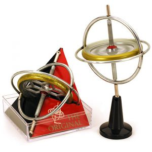 Tedco Original Toy Gyroscope.
