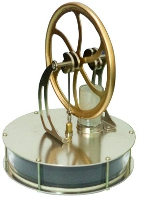 Stirling Engine.