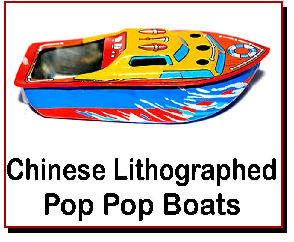 <!-- 061 -->Chinese Pop Pop Boats