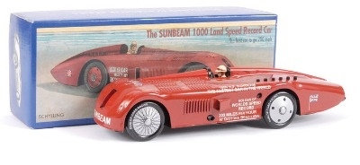 Schylling Sunbeam 1000 Record Car.