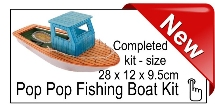 new pop pop fishing boat kit