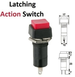 Latch Micro switch.