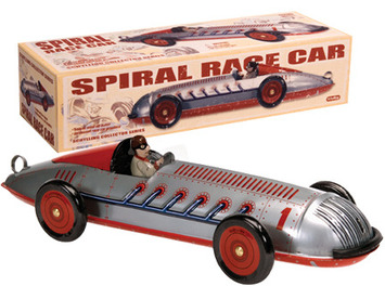 Collectors Schylling Spiral Racing Car.