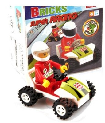 Building Blocks - Go-kart.