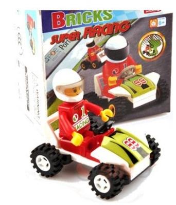 Building Blocks - Go-kart.