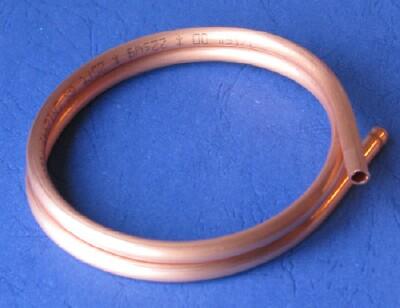 Copper Tubing 1/8