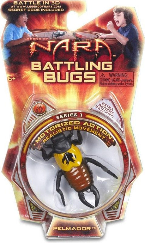 pelmador battling bug packaging 2