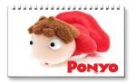 ponyo soft toy