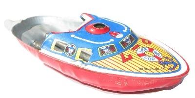P-7 Pop Pop Boat.