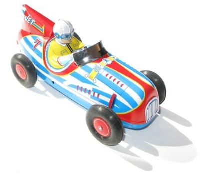 Schylling Jet Car.