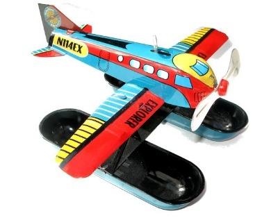 Schylling Explorer Sea Plane.