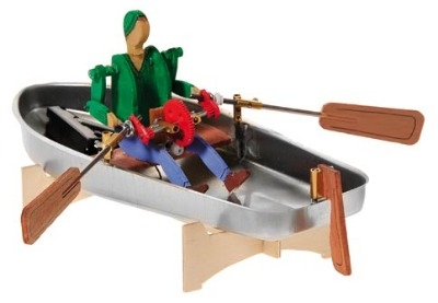 Mechanical Rowing Boat Kit.